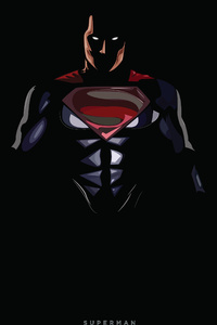 Superman Minimal 5k