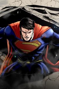 Superman New Art