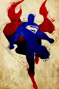 Superman New Minimal