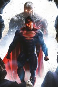 640x1136 Superman Nightmare 5k