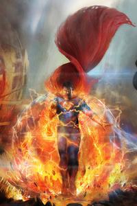 Superman On Fullpower