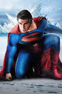 240x400 Superman Routh 4k