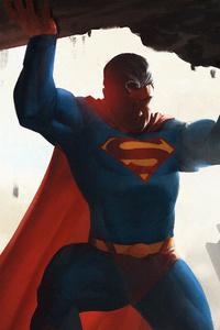 Superman Saving