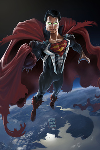 720x1280 Superman Spawn 4k