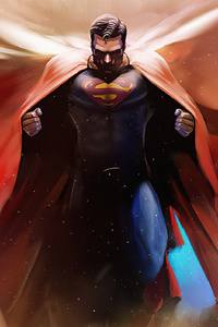 1440x2560 Superman Superhero