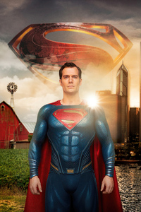480x854 Superman Trinity