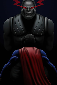 Superman Vs Darkseid 4k 2020