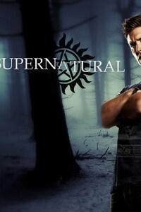 1080x2280 Supernatural Tv Series