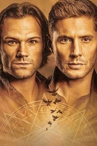 720x1280 Supernatural TV Show 2020