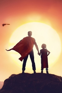 2160x3840 Superparents