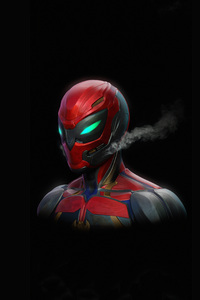 1242x2688 Supreme Spiderman 4k