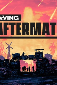 Surviving The Aftermath 4k