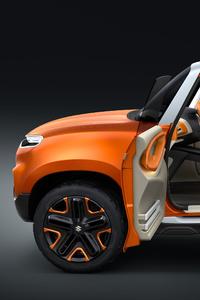 Suzuki Concept Future S Interior