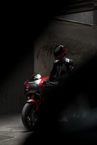 Suzuki GSX R 1100 Venom Helmet