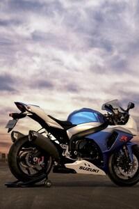 Suzuki GSX-R Bike