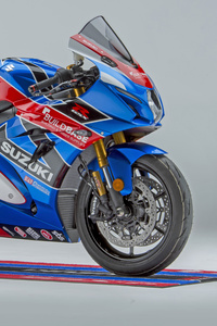 240x320 Suzuki GSX R1000R Buildbase Limited Edition