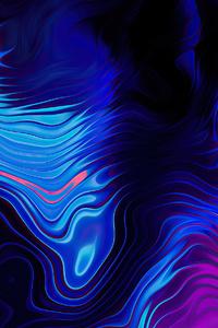 Swirls Abstract Art