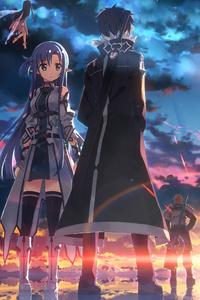 Sword Art Online Anime 4k