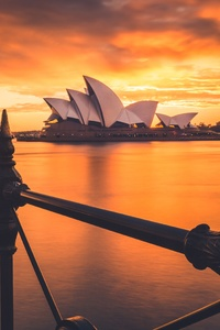 Sydney Opera House 4k