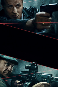 Sylvester Stallone In Escape Plan 2 Hades Movie 4k
