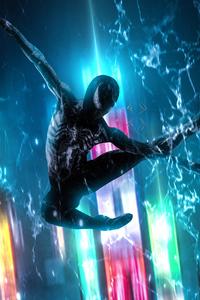 240x400 Symbiote Spider Man