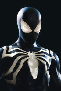 Symbiote Spider Man Suit 4k