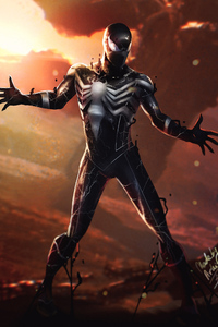 Symbiote Spiderman