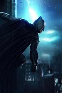 800x1280 Synder Cut The Batman 4k