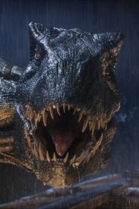 T Rex Jurassic World Fallen Kingdom
