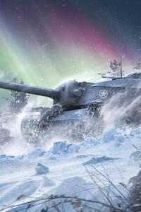 1080x1920 T110E4 World Of Tanks