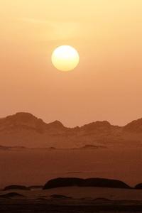 Tadrart Algeria Desert 4k