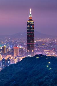 Taipei Taiwan Skycrapper