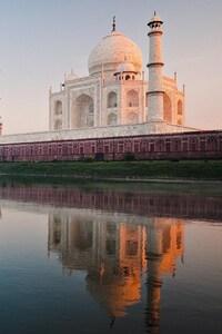 Taj Mahal River