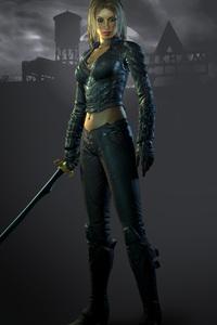 Talia Al Ghul Batman Arkham Asylum