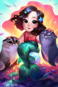 Talya The Mermaid 4k