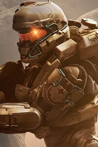 1080x1920 Tanaka Halo 5 Guardians