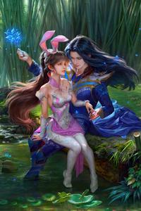 540x960 Tang San And Xiao Wu Soul Land 5k