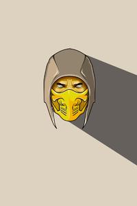 1080x2280 Taskmaster X Mortal Kombat 11