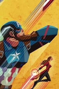 Team Captain America Civil War