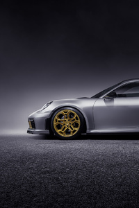 TechArt Porsche 911 Carrera 4S Coupe 2019