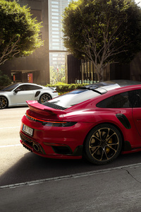 TechArt Porsche 911 Turbo S 992