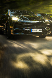1080x2280 Techart Porsche Cayenne