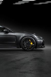 480x800 Techart Porsche Panamera Sport Turismo Grand Gt Side View