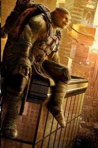 1280x2120 Teenage Mutant Ninja Turtles Movie Image