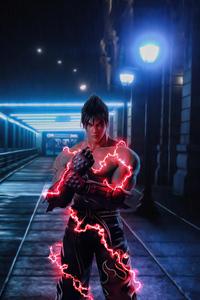 2160x3840 Tekken 7 Jin Kazama