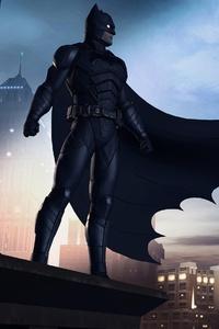 1080x1920 Telltale Batman