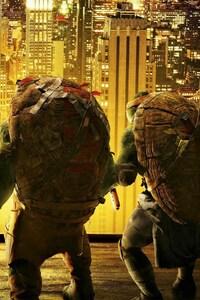 640x1136 Tennage Mutant Ninja Turtles