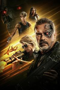 1080x1920 Terminator Dark Fate 10k