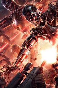 1080x2160 Terminator Resistance
