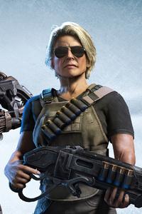Terminator X Gears 5